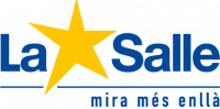 Logo_lema_la_salle_catala_CMYK_Logo 2 tintas CMYK